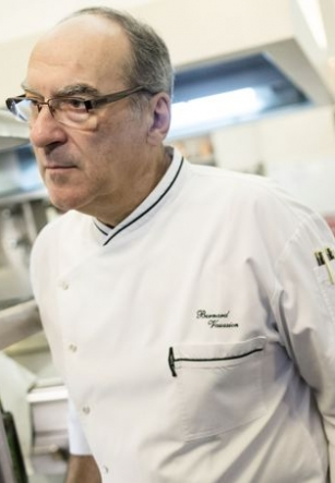 Elysee Presidential Palace's New Chef Guillaume Gomez  – Paris